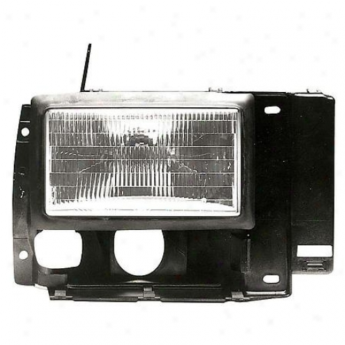 Pilot Headlight Lamp Assembly - Oe Style - 20-1670-00