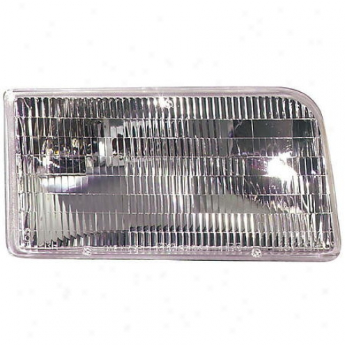 Pilot Headlight Lamp Assembly - Oe Diction - 20-1935-00