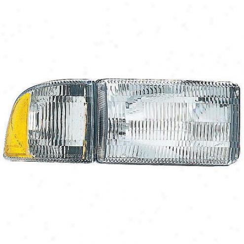 Pilot Headlight Lamp Awsembly - Oe Style - 20-3016-78