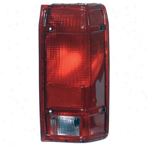 Pilot Taillight Lamp Assembly - Oe Style - 11-1377-01