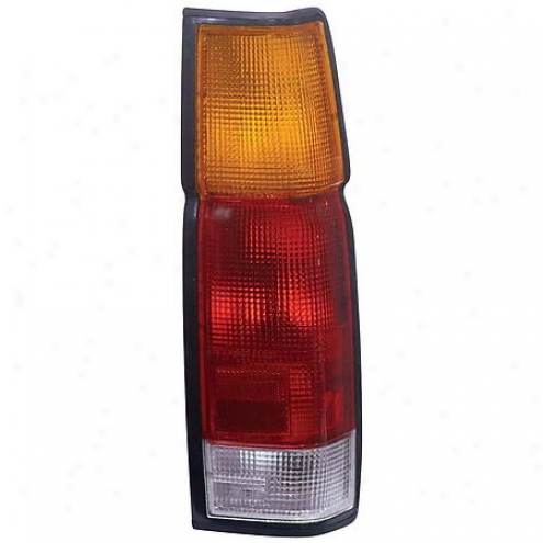 Pilot Taillight Lamp Assembly - Oe Gnomon  - 11-1681-00