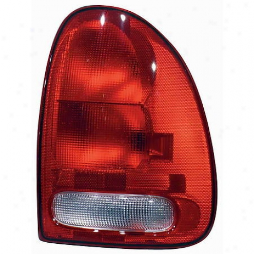 Pilot Taillight Lamp Assembly - Oe Style - 11-3067-01