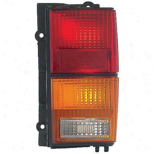 Pilot Taillight Lamp Assembly - Oe Style - 11-3064-01