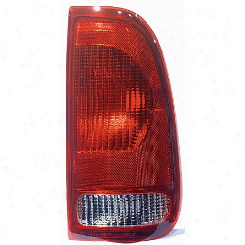 Pikot Taillight Lamp Assembly - Oe Style - 11-3190-01