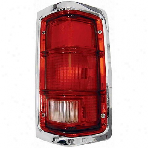 Pilot Taillight Lamp Assembly - Oe Manner - 11-5059-01