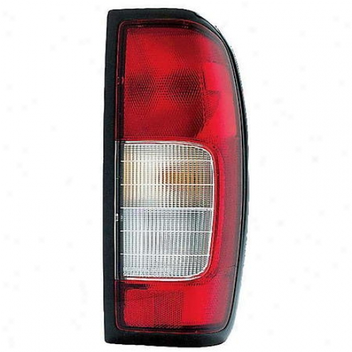Pilot Taillight Lamp Assembly - Oe Style - 11-5073-00