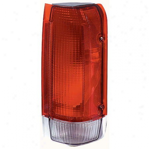Pilot Taillight Lamp Assembly - Oe Style - 11-5153-01