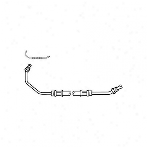 Powercraft Power Steering Pressure Hose - 80111