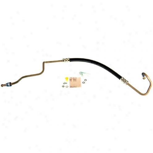 Poeercraft Power Steering Pressure Hose - 91644