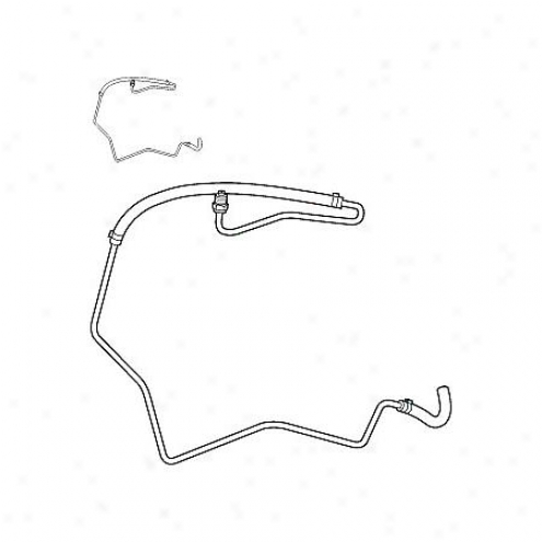 Powercraft Pwer Steering Return Hose - 91914