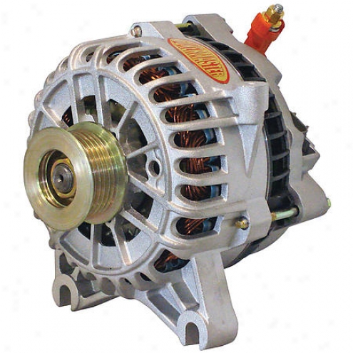 Powermaster Alternator - Performance - Pm47795
