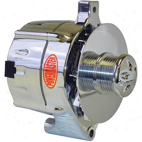 Powermaster Alternator - Performance - Pm8-37140