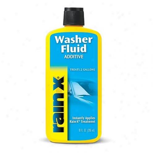 Rain X Washer Fluid Additive (10 Oz.) - Rx11314