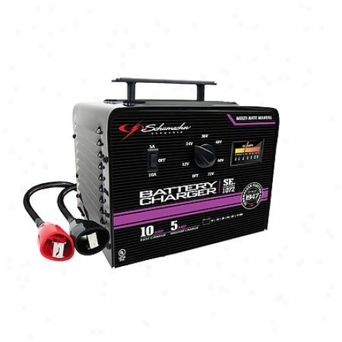 Schumacher Multiple Battery Charger - Se-1072