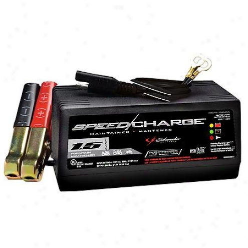 Schumacher Speedcharge 1.5-amp Maintainer - Sem-1562a