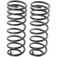 Autopart International Coil Spring - Rear - 2704-43262