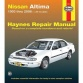 Haynes Repir Manual - Vehicle - 72015