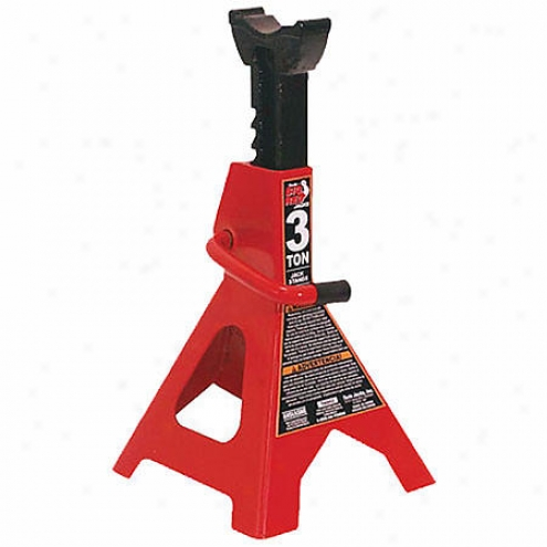Torin Big Red 3-ton Jack Stands - T43002