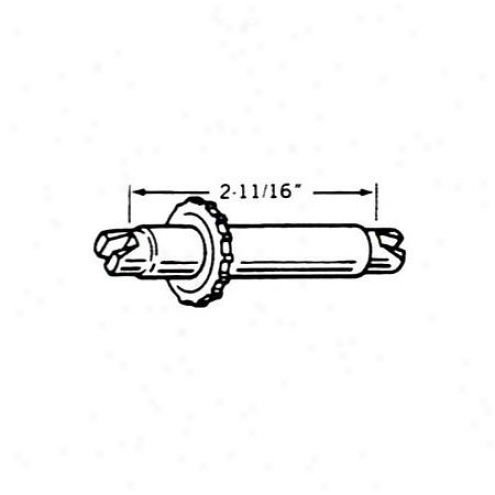 Usa Brake Brake Adjustment Screw Assembiy - 1537