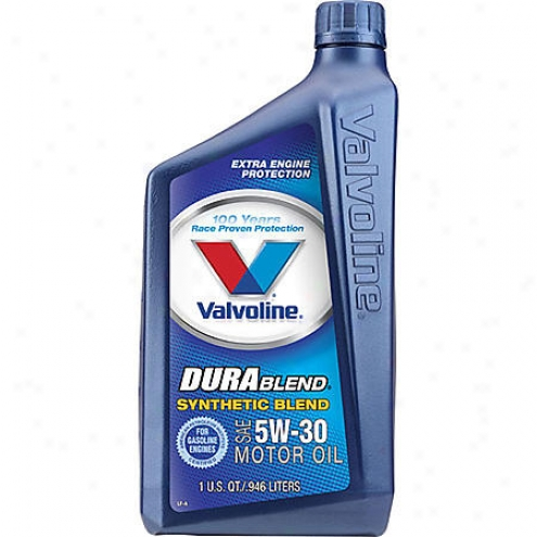 Valvoline Durablene 5w-30 Synthetic Blend Motor Oil (1 Qt.) - 291