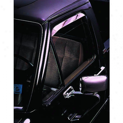Ventshade Visor - Side Window - Metal - 12059