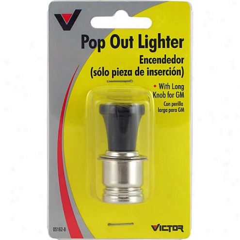 Victor Cigarette Lighter - Pop Out - V5162