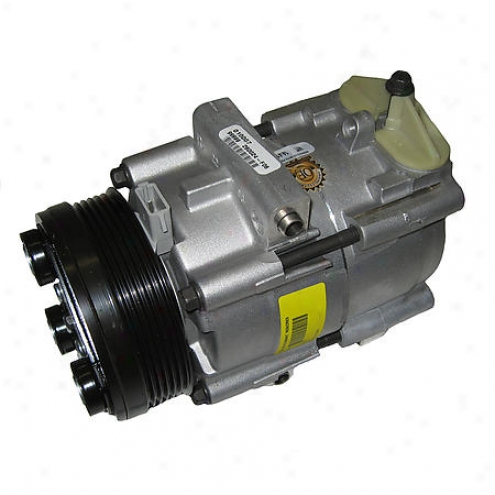 Visteon A/c Compressor W/clutch - 010007