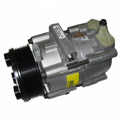 Visteon A/c Compressor W/clutch - 010019