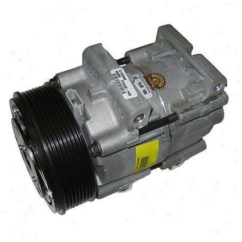 Visteon A/c Compressor W/clutch - 010026