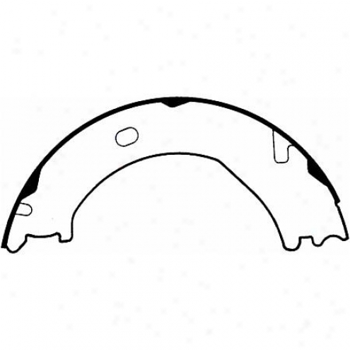 Wagner Brake Pads/shoes - Parking - Pab771