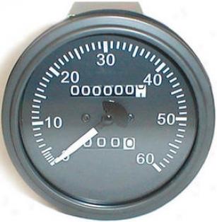 1945 Jeep Willys Speedometer Omix Jeep Speedometer 17206.03 45