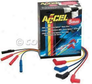 1954-1979 Buick Skylark IgnitionW ire Set Accel Buick Ignition Wire Set 7541k 54 55 56 57 58 59 60 61 62 63 64 65 66 67 68 69 70 71 72 73 74 75 76 77 78 79
