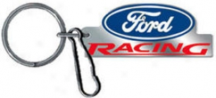 1956-1961 Ford Escort Key Chain Logo Products Stream Wedge Chain Plc4228 56 57 58 59 60 61