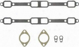 1959-1977 Chrysler New Yorker Expend Manifold Gasket Felpro Chrysler Exhaust Manifold Gasket Ms90029 59 60 61 62 63 64 65 66 67 68 69 70 71 72 73 74 75 76 77