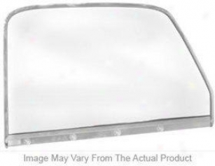 1961-1963 Chevrolet C10 Pickup Door Glass Precision Parts Chevrolet Door Glass 2320 T Gtn 61 62 63
