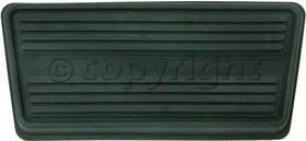 1964-1972 Buick Skylark Brake Pedal Pad Metro Moulded Buick Brake Pedal Pad Cb 99-g 64 65 66 67 68 69 70 71 72