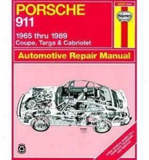 1965-1974 Prsche 911 Repair Manual Haynez Porsche Repir Manual 80020 65 66 67 68 69 70 71 72 73 74
