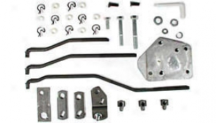 1965 Fird Mustajg Shifter Installation Kit Hurst Fodr Shifter Inauguration Kit 3737637 65