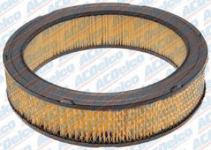 1966 Cadillac Eldorado Air Filter Ac Delco Cadillac Air Filter A331c 66
