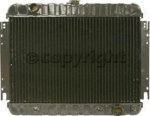 1967-1968 Chevrolet Caprice Radiator Replacement Chevrolet Radiator P289 67 68