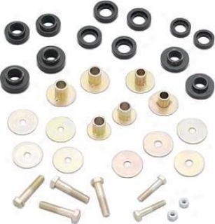 1967-1981 Chevrolet Camaro Body Mount Kit Energy Susp Chevrolet Body Mount Kit 3.4142g 67 68 69 70 71 72 73 74 75 76 77 78 79 80 81