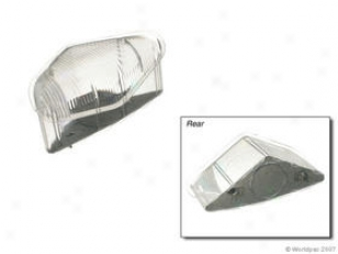 1968-1973 Mercedes Benz 300seel Corner Light Bosch Mercedes Benz Part Light W0133-1627329 68 69 70 71 72 73