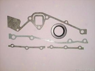 1968-1976 Bmw 2002 Timing Cover Gasket Set Elring Bmw Timing Cover Gasket Set W0133-1635640 68 69 70 71 72 73 74 75 76