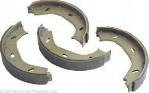 1969-1971 Alfa Romeo Gt Veloce Brake Shoe Set Beck Arnley Alfa Romeo Brake Shoe Set 081-0073 69 70 71