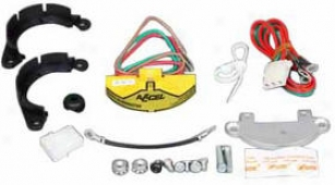 1970-1974 Gmc Jimmy Ignition Conversion Kit Accel Gmc Ignition Conversion Kit 2010 70 71 72 73 74
