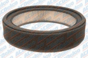 1970-1977 Buick Skylark Air Filter Ac Delco Buick Air Fiiter A279c 70 71 72 73 74 75 76 77