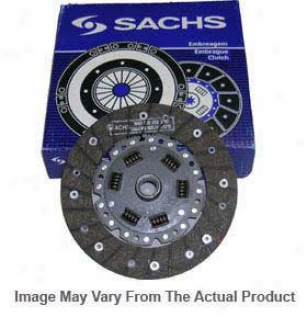 1971-1974 American Motors Matador Clutch Disc Sachs American Motors Clutch Disc Bbd3348 71 72 73 74