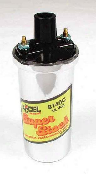 1971-1974 American Motors Matador Ignition Convolution Accel American Motors Ignition Coil 8140c 71 72 73 74