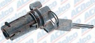 1971-1978 American Motors Matador Ignition Lock Cylimder Ac Delco American Motors Ignition Lock Cylinder D1402b 71 72 73 74 75 76 77 78