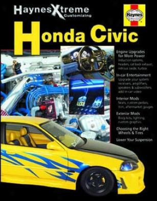 1973-2009 Honda Civic Repair Manual Haynes Hojda Repair Manual 11373 73 74 75 76 77 78 79 80 81 82 83 84 85 86 87 88 89 90 91 92 93 94 95 96 97 98 99 00 01 02 0